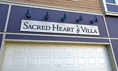 Caritas Sacred Heart Villa, 1