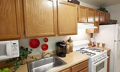 Kitchen, Plum Tree, 0