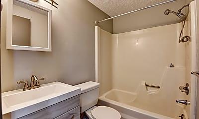 Bathroom, Cardinal Hill Apartments, 2