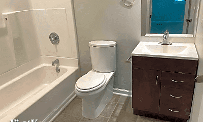 Bathroom, 3910 Watauga Dr, 2