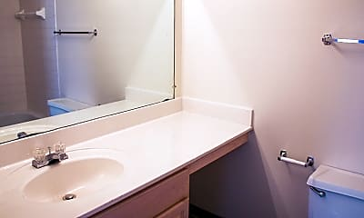 Bathroom, Regency Place Community, 1