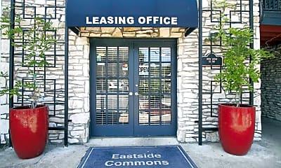 Leasing Office, Eastside Commons, 1