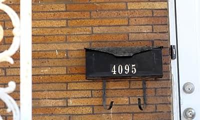 Community Signage, 4095 Pechin St, 1
