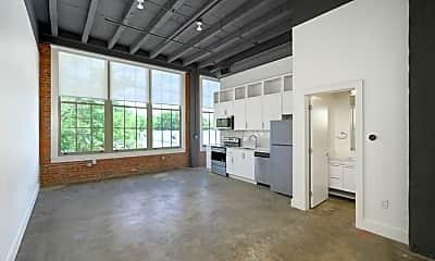 Kitchen, 3200 Gillham Rd, 1