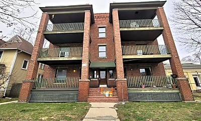 Building, 409 S 1st St, 0