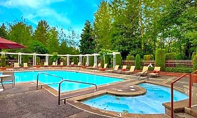 Pool, Keelers Corner, 1
