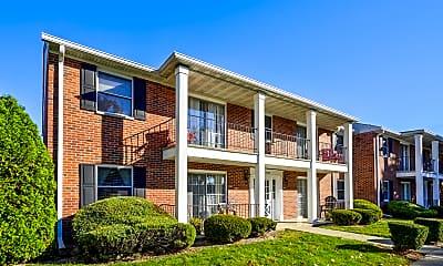 Building, Maple Crest Apartments, 1