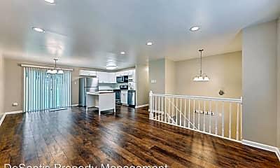 Living Room, 924 Harper Rd, 1