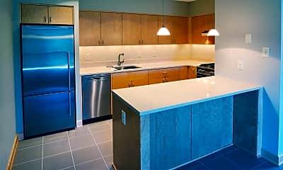 Kitchen, Greenway Village Apartments, 0