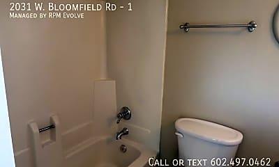 Bathroom, 2031 W Bloomfield Rd - 1, 2