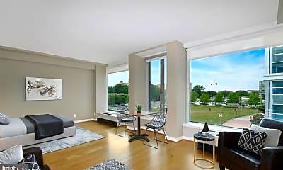 Living Room, 1101 3rd St SW 305, 0