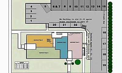 Living Room, 41 Prospect Terrace, 2