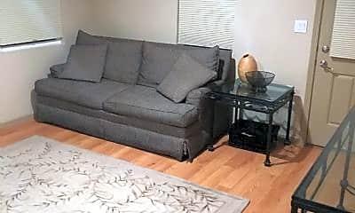 Living Room, 2301 Chapala St, 0