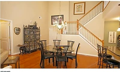 Dining Room, 2306 Wickham Terrace 2306, 2