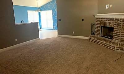 Living Room, 805 E 99th Ct, 1