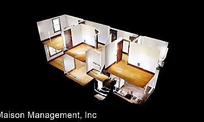 Bedroom, 15 Wilmington St, 1