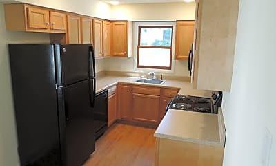Kitchen, 1812 Albany St, 1