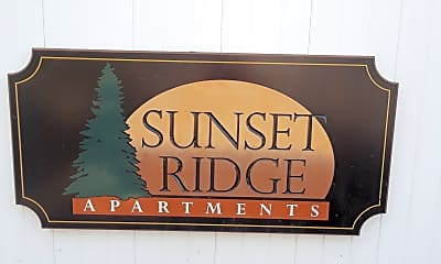 Sunset Ridge Apartments, 1