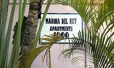 Marina Del Rey Apartments, 1