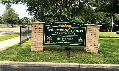 Fernwood Court Apartments, 1