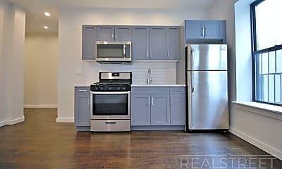 Kitchen, 592 Albany Ave 4D, 1