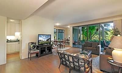 Living Room, 4999 Kahala Ave 141, 1