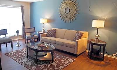 Living Room, Belle Grove, 1