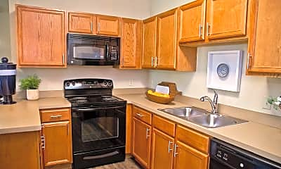 Kitchen, The Manor Homes of Eagle Glen, 0
