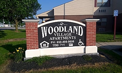 Community Signage, 8110 Main Street, 0