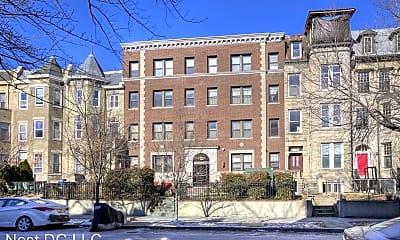 Building, 1321 Fairmont St NW, 0