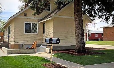 Building, 1227 Walnut St, 0