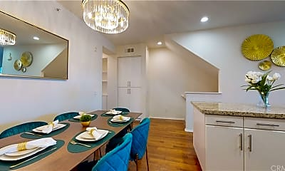 Dining Room, 12848 Palm St 4, 1