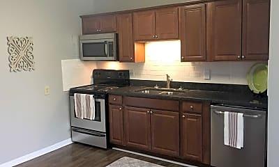 Kitchen, 2200 Midtown Apartment Homes, 0