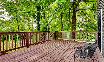 Patio / Deck, 218 Maple St NW, 2