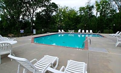 Pool, Dogwood Place Apartments, 2