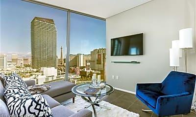 Patio / Deck, 3726 S Las Vegas Blvd 1801, 0