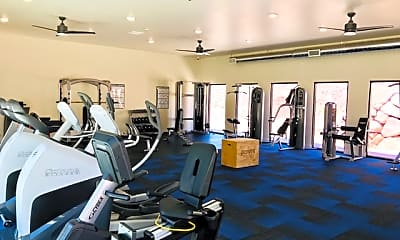Fitness Weight Room, Legacy Ridge Apartments, 1