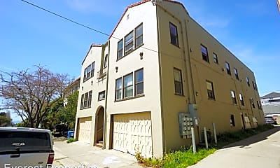 Building, 2211 Channing Way, 2