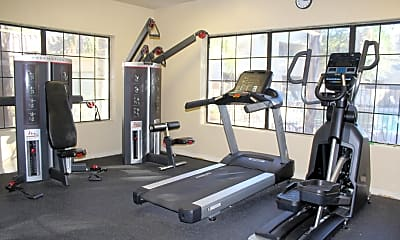 Fitness Weight Room, 7575 E Indian Bend Rd 1135, 2