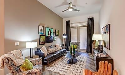 Living Room, Portrait at Hance Park, 0