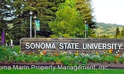 Community Signage, 6398 San Simeon Dr, 2