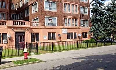 Chatham Apartments, 2