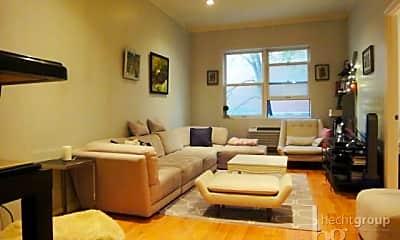 Living Room, 126 E 31st St, 1