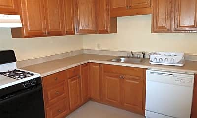 Kitchen, 3601 Bull Street 2, 1