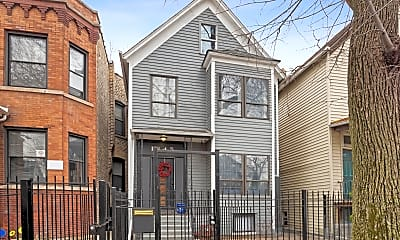 Building, 1845 N Albany Ave 2, 0