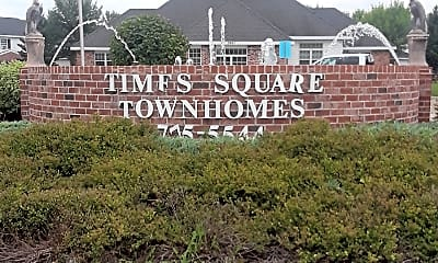 Times Square Townhomes, 1