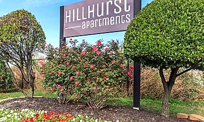 Community Signage, Hillhurst, 2