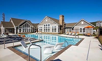 Pool, The Retreat Apartments, 0