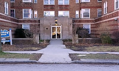 Building, Shaker Hall Apartments, 2