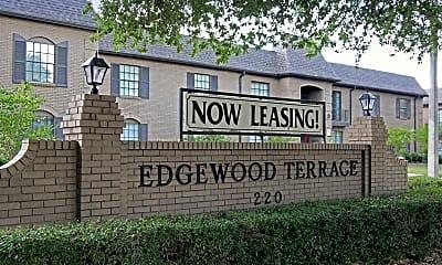 Community Signage, Edgewood Terrace Apartments, 2